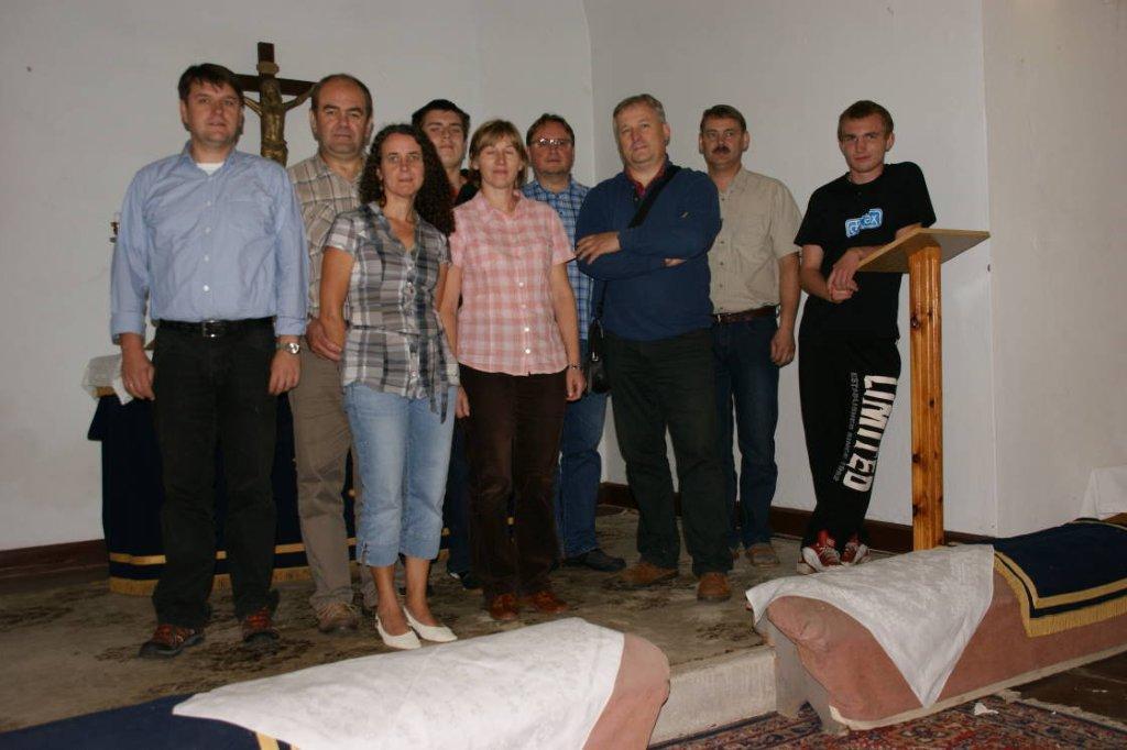 Goście z Drogomyśla w Lubaniu