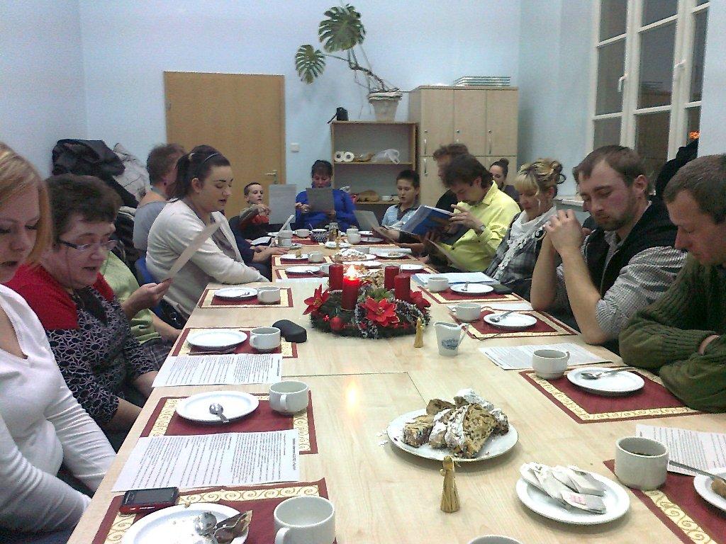 Spotkanie adwentowe w Bogatyni