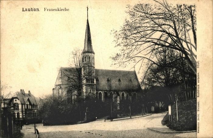 Historia Kościoła Ewangelickiego Marii Panny w Lubaniu