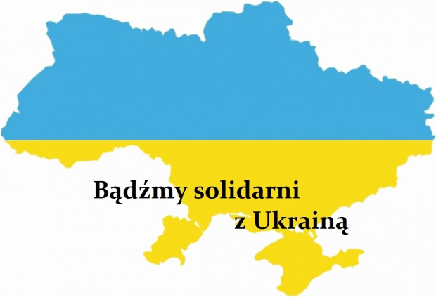 Solidarni z Ukraina