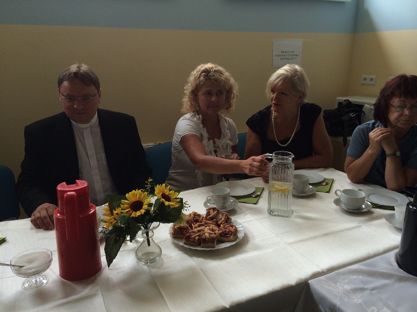 Wizyta lekarzy i pielęgniarek z Berlina