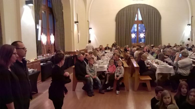 Międzyparafialne Spotkanie Adwentowe we Wrocławiu