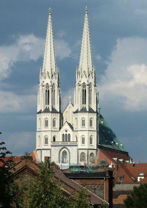 Wspólne nabożeństwo w Görlitz