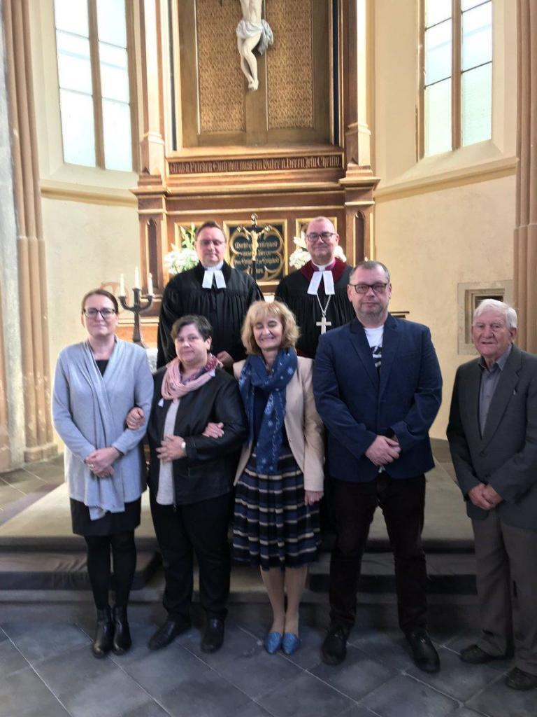 Nowa Rada Parafialna została wprowadzona w urzędowanie